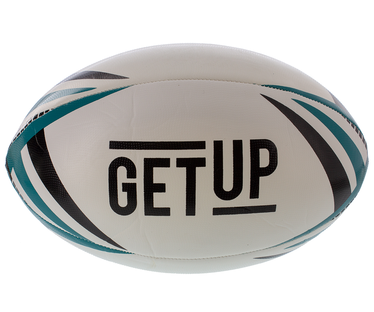 GetUp Traditional Rugby Ball - Size 5